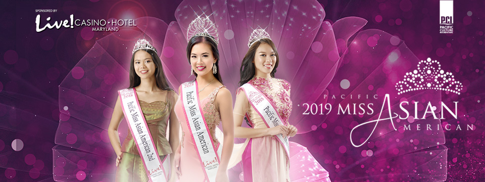 Pacific Miss Asian Alliance 2019